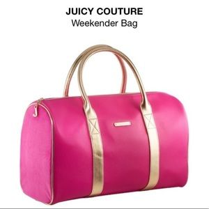 Handbags - 💚NEW JUICY COUTURE WEEKENDER